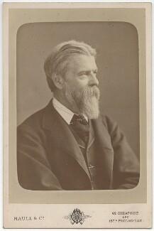 Henry Hucks Gibbs, 1st Baron Aldenham, by Maull & Co - NPG x4947