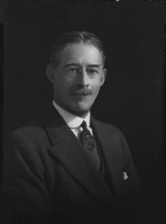 Lawrence John Lumley Dundas, 2nd Marquess of Zetland, by Lafayette - NPG x49476