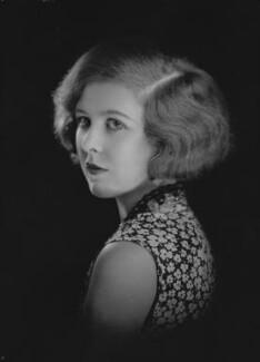 Nancy Beaton, by Lafayette - NPG x49534