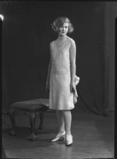 Nancy Beaton, by Lafayette - NPG x49535