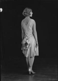 Nancy Beaton, by Lafayette - NPG x49537