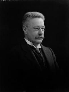 Sir Thomas A. Arnold, by Lafayette - NPG x49623