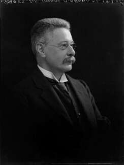 Sir Thomas A. Arnold, by Lafayette - NPG x49624