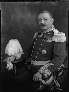 Sir (Stephen) Cecil Armitage, by Lafayette (Lafayette Ltd), 29 March 1928 - NPG x49642 - © National Portrait Gallery, London