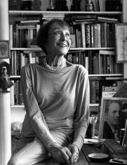 Luise Rainer, by Mark Gerson - NPG x88567