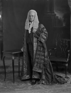 (Frank) Francis Xavier Joseph Russell, Baron Russell of Killowen, by Lafayette - NPG x49732