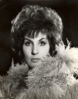 Alma Cogan, by Vivienne, 1960-1965 - NPG x87916 - © reserved; collection National Portrait Gallery, London