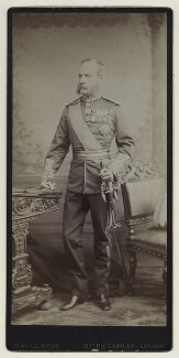 Frederick Sleigh Roberts, 1st Earl Roberts, by Maull & Fox, after 1877 - NPG x4976 - © National Portrait Gallery, London