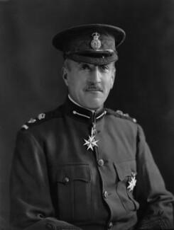 Sir Edward Taswell Campbell, 1st Bt, by Lafayette - NPG x49818