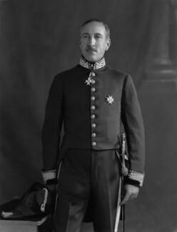 Sir Edward Taswell Campbell, 1st Bt, by Lafayette - NPG x49819