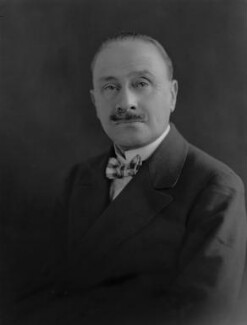 Sir Anthony John Compton-Thornhill, 2nd Bt, by Lafayette - NPG x49822