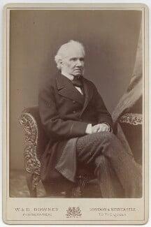 Sir Charles Edward Trevelyan, 1st Bt, by W. & D. Downey - NPG x4988