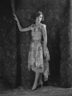 Nancy Beaton, by Lafayette - NPG x49885