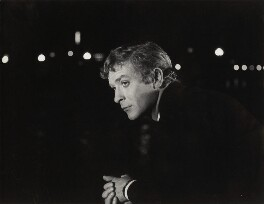 Michael Caine as Alfie Elkins in 'Alfie', by Unknown photographer - NPG x5005