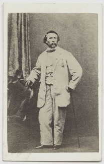 Charles Blondin, by Unknown photographer - NPG x5038