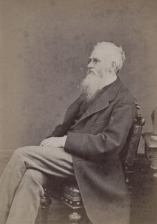 Alfred Russel Wallace, by Unknown photographer - NPG x5111