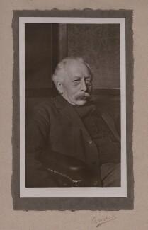 William Bateson, by Herbert Charles Osterstock - NPG x5163