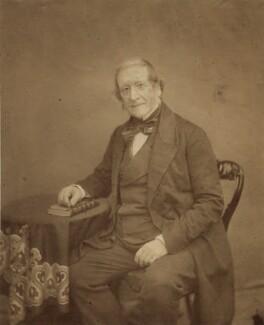 John Campbell, 1st Baron Campbell, by Maull & Polyblank, circa February 1857 - NPG x5185 - © National Portrait Gallery, London