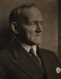 Philip Snowden, Viscount Snowden, by Olive Edis - NPG x5189