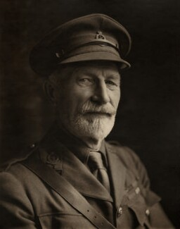 Sir James Cantlie, by Olive Edis - NPG x5210