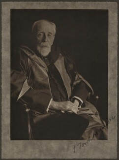 John Ford Anderson, by Olive Edis - NPG x5215