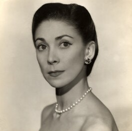 Margot Fonteyn, by Vivienne, 1956 - NPG x87934 - © reserved; collection National Portrait Gallery, London
