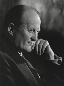 Sir Thomas Armstrong, by Walter Bird - NPG x536
