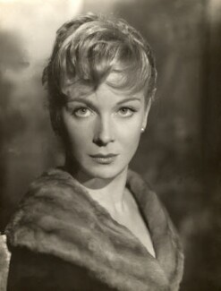 Joan Greenwood, by Vivienne - NPG x87936