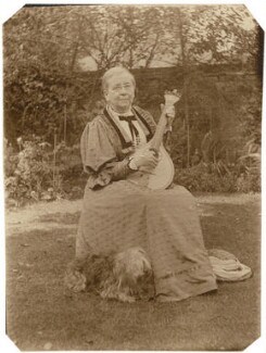 Sarah Angelina Acland, by Unknown photographer, 1900s - NPG x5587 - © National Portrait Gallery, London