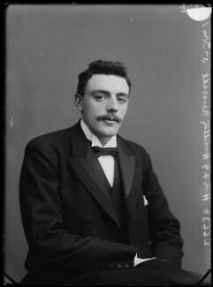 Hon. Frederick Gustavus Hamilton-Russell, by Alexander Bassano - NPG x561