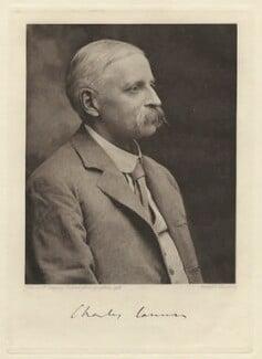 Charles Cannan, by Sir Emery Walker, after  Gillman & Co - NPG x5616