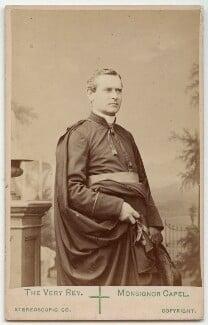Thomas John Capel, by London Stereoscopic & Photographic Company - NPG x5622