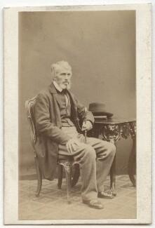 Thomas Carlyle, by William Jeffrey - NPG x5643