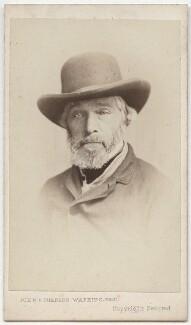 Thomas Carlyle, by John & Charles Watkins - NPG x5648