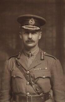 (Frederic) Rudolph Lambart, 10th Earl of Cavan, by S.A. Chandler, circa 1917 - NPG x5715 - © National Portrait Gallery, London