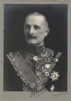 Sir Richard Havelock Charles, 1st Bt, by Elliott & Fry - NPG x5766