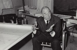 Alvar Aalto, by Unknown photographer - NPG x5828