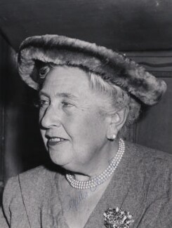Agatha Christie, by Central Press - NPG x6026