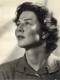 Dame Wendy Margaret Hiller, by Vivienne - NPG x6046