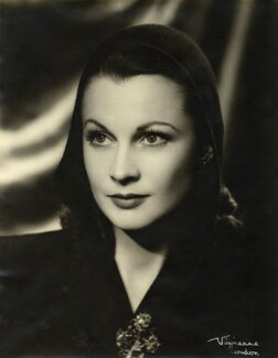 Vivien Leigh, by Vivienne, 1945 - NPG x6048 - © reserved; collection National Portrait Gallery, London