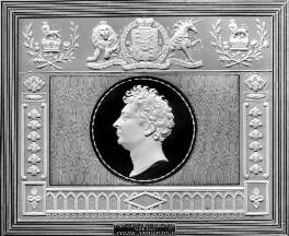 King George IV, by Unknown artist - NPG D10841