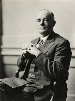 Frederick George Hugh Clayton, by Olive Edis - NPG x6089