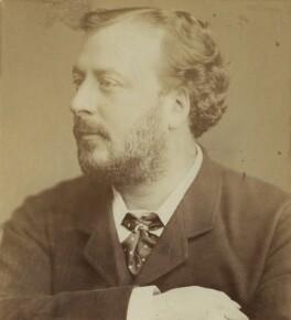John Clayton (John Alfred Calthrop), by Unknown photographer - NPG x6092