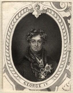 King George IV, after Sir Thomas Lawrence - NPG D10846