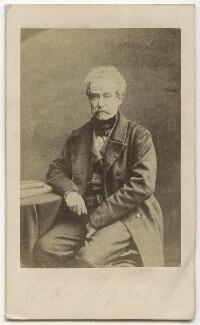 Colin Campbell, 1st Baron Clyde, by Herbert Watkins - NPG x6180