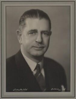 Joseph Gordon Coates, by Lindsay Mitchell - NPG x6184