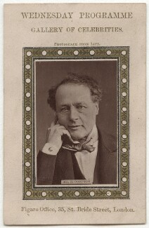 Henry Compton (Charles Mackenzie), published by Figaro Office - NPG x6338