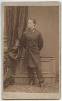 Henry Compton (Charles Mackenzie), by John Jabez Edwin Mayall - NPG x6340