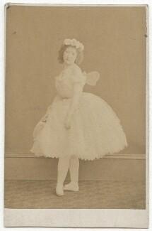 Laura Conquest, by Frederick Richard Window - NPG x6355