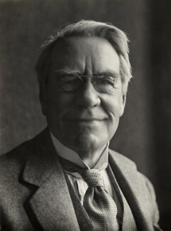 (William) Martin Conway, 1st Baron Conway of Allington, by Olive Edis - NPG x6363